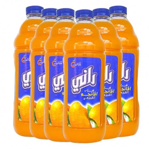 راني - عصير المانجو 6 حبة × 1.5 لتر