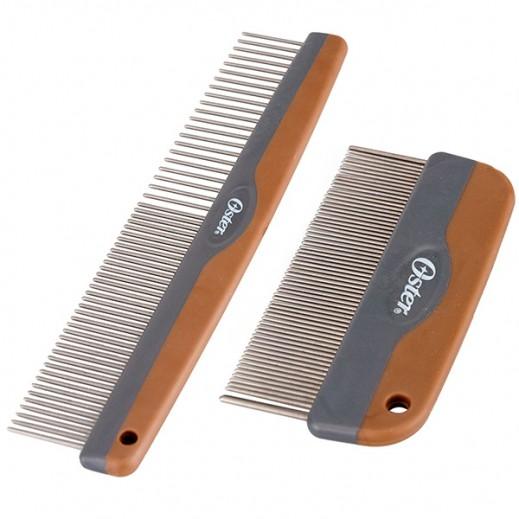 أوستر – طقم فرشاة تسريح الشعر للحيوانات الأليفة