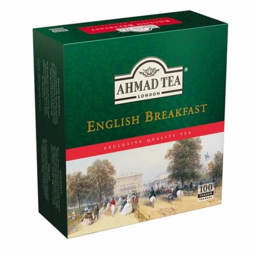 أحمد - شاي الفطور الإنجليزي 100 كيس