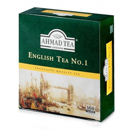 أحمد – الشاي الإنجليزي 100 كيس