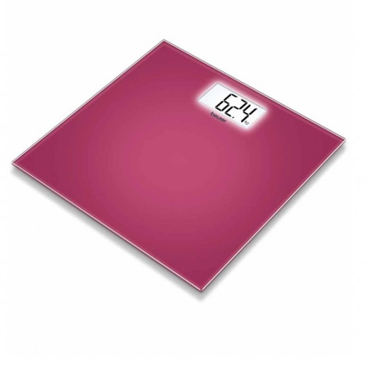 بيورير – ميزان إلكتروني شخصي موديل GS 208 – اللون توتي