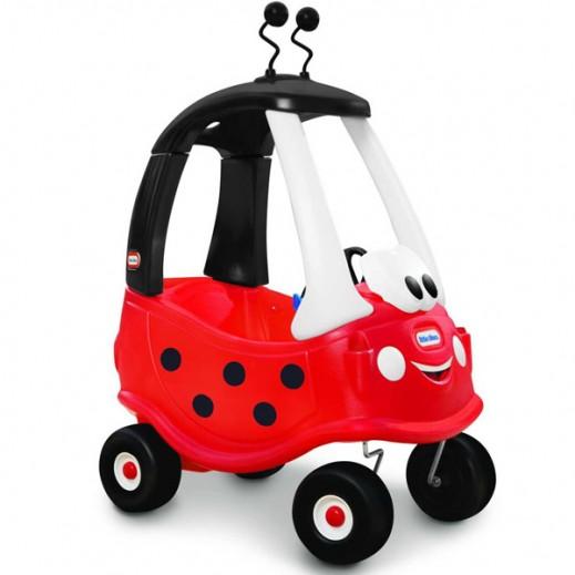 """ليتل تايكس – لعبة عربة الأطفال """"كوزي كوب"""" بتصميم خنفساء"""