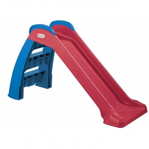 ليتل تايكس – زحلاقية للأطفال – أحمر/أزرق
