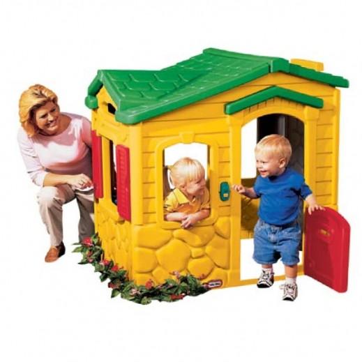 ليتل تايكس – منزل الأطفال ذات الجرس السحري - يتم التوصيل بواسطة Safari House
