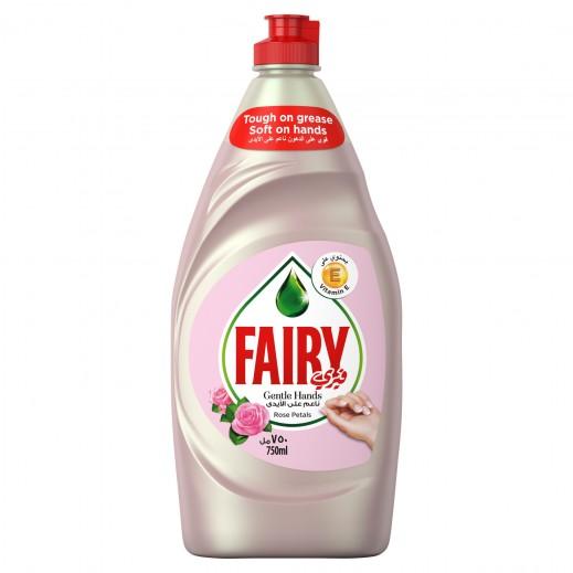 فيري - سائل غسيل الصحون فلامينجو بالورد 750 مل