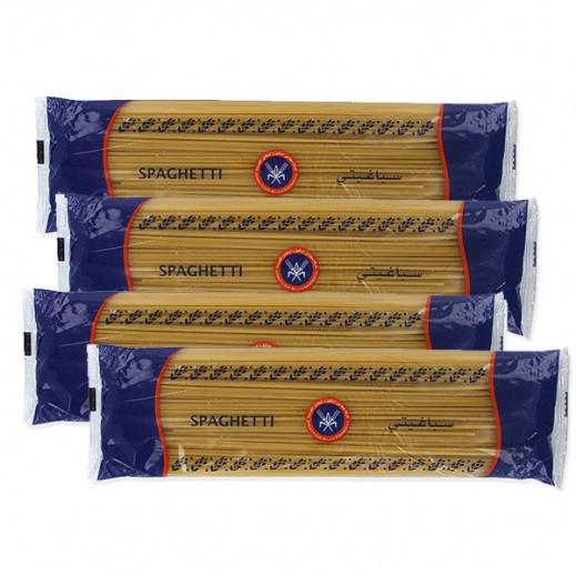 المطاحن – معكرونة سباغيتي 400 جم (4 حبة)