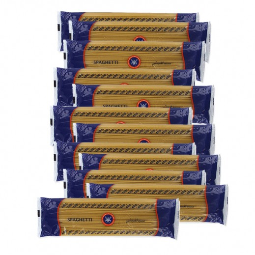 المطاحن – معكرونة سباغيتي 400 جم (20 حبة)