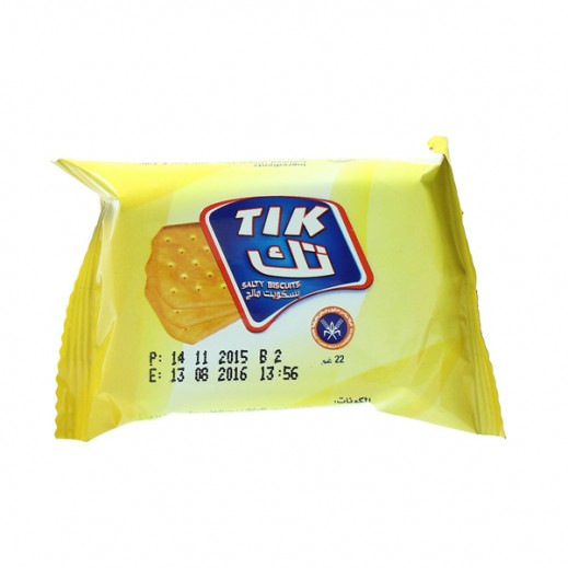 KFM Tik Salty Biscuits 22 g