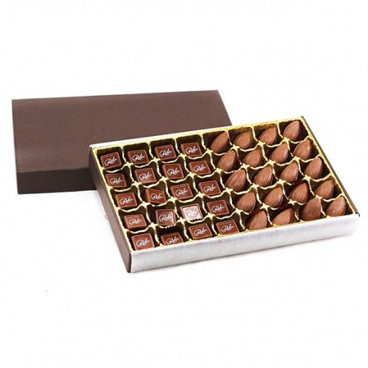 """شوكولاتة رور """"دارلنج & أماندز"""" - 40 قطعة - يتم التوصيل بواسطة Chocolates Rohr Geneve"""