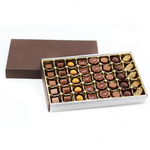 شوكولاتة رور تشكيلة منوعة - 40 قطعة  - يتم التوصيل بواسطة Chocolates Rohr Geneve