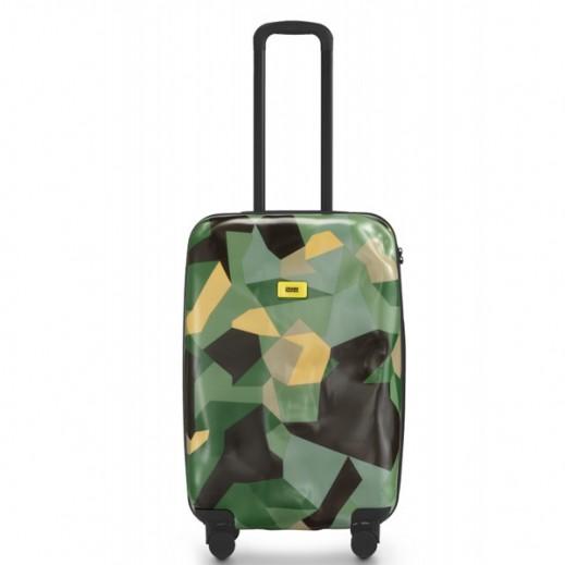 "كراش باجيدج – حقيبة سفر سبينر ""كامو ليمتيد"" – حجم متوسط (66 × 43 × 26 سم)"