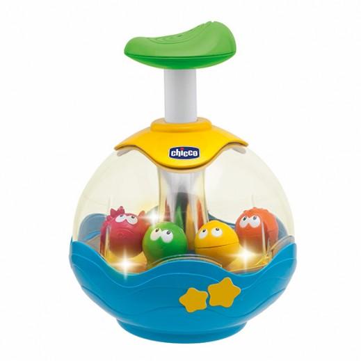 شيكو - لعبة حوض الأسماك البحرية Aquarium Spinner