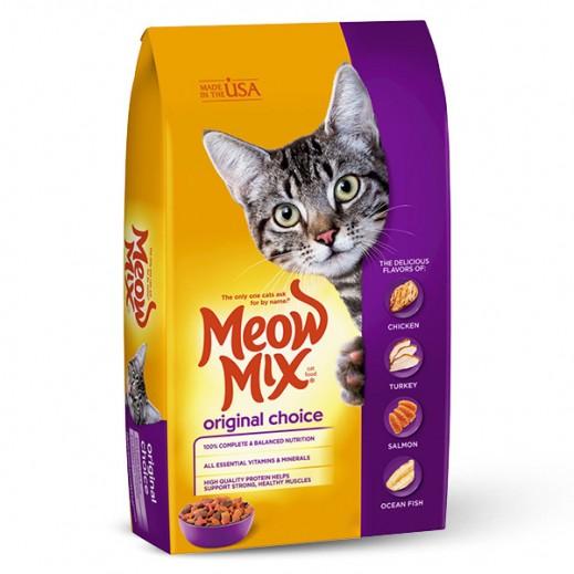 ميو ميكس – طعام القطط الأخيار الأصلى 2.86 كجم