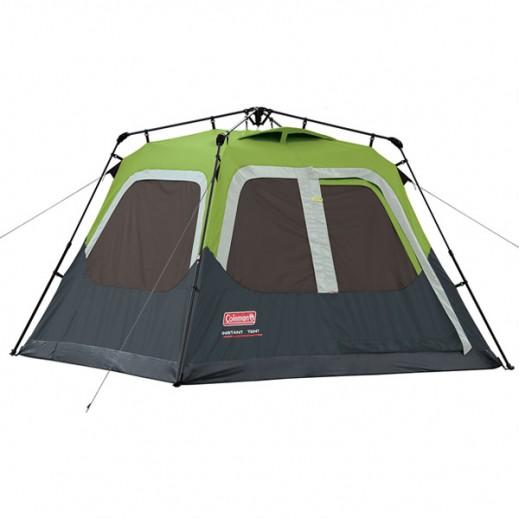 كولمان – خيمة فورية 10 × 9 قدم (6 أشخاص)