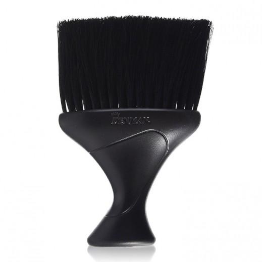 Denman Duster Neck Brush D078BBLK