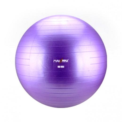 ماكس ما - كرة مطاطية للتمارين الرياضية 55سم - يتم التوصيل بواسطة جيم دكتور خلال 2 أيام عمل
