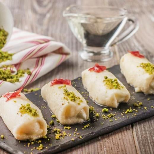 حلاوة الجبن 1كجم - يتم التوصيل بواسطة Zalatimo Sweets