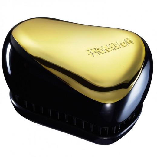 تانجل تيزر – فرشاة فك تشابك الشعر كومباكت استايلر - لون ذهبي