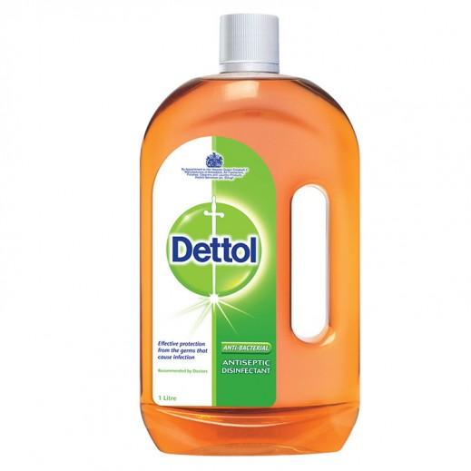 ديتول – مطهر سائل مضاد للبكتريا لجميع الأغراض 1 لتر