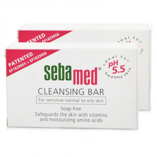 سيباميد – صابون لإستحمام الأطفال 2 حبة × 150 جم