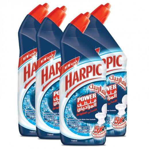 """هاربيك – منظف الحمام """" الأصلي """" 4 حبة × 750 مل – أسعار الجملة"""