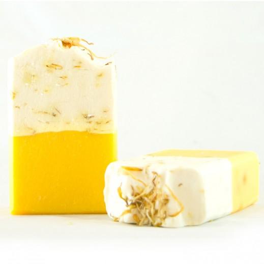 لو بارفيه – صابون طبيعي بنكهة البرتقال 95 جم