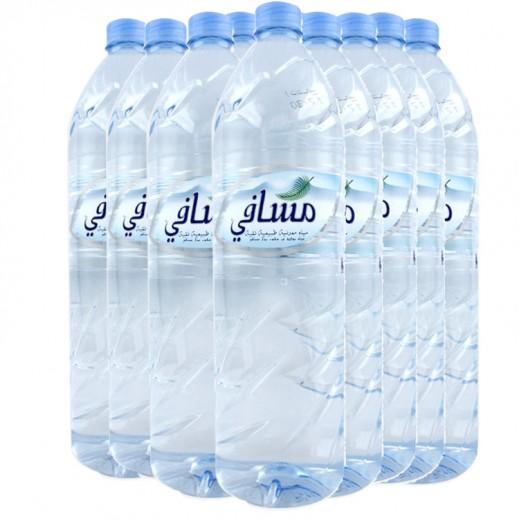 مسافي – مياه معدنية 1.5 لتر (5 كرتون × 12 حبة) (عماني) - أسعار الجملة