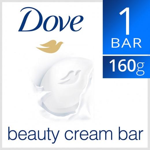 دوف - قالب كريم الجمال أبيض 160 جم