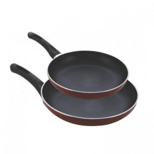 هاملتون – طقم مقلاة مطبخ 2 حبة