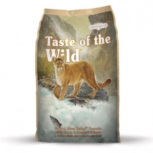 تيست أوف ذا وايلد – طعام القطط الجاف بسمك المحيط والبطاطا 2 كجم