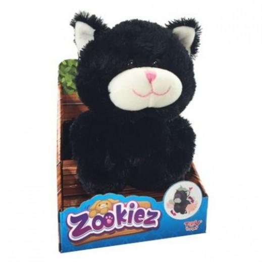 زوكيز – دمية القطة السوداء 30 سم