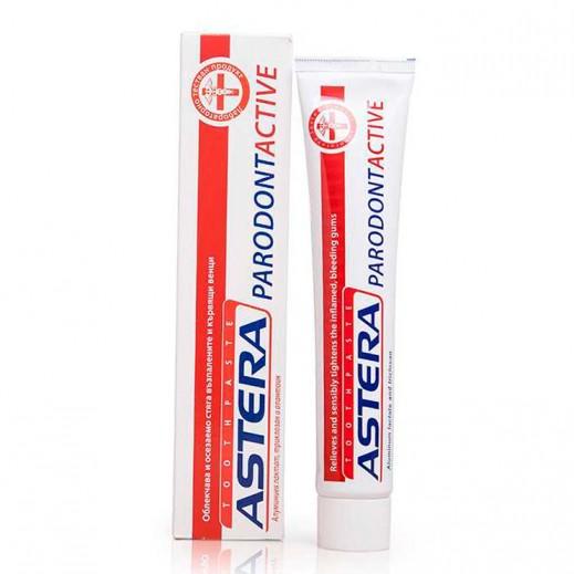 أستيرا – معجون الأسنان بارودونت أكتيف 75 مل