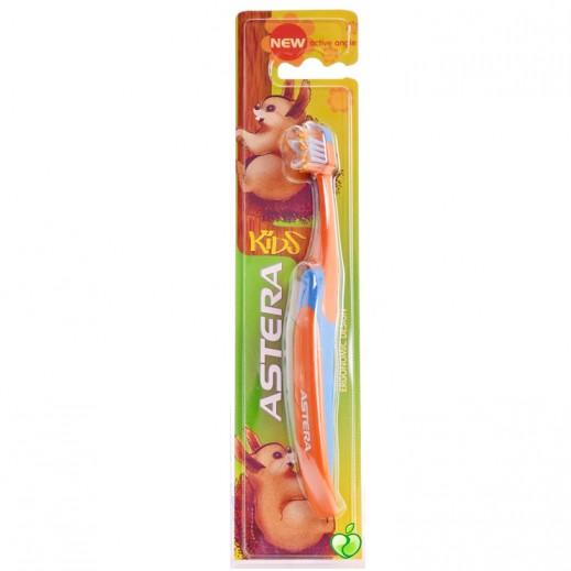 أستيرا – فرشاة أسنان للأطفال (2 - 6 سنوات)
