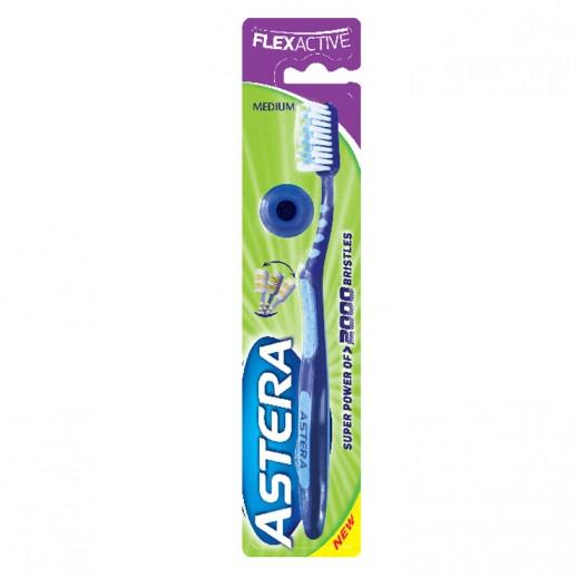أستيرا – فرشاة تنظيف الأسنان فليكس أكتيف حجم وسط