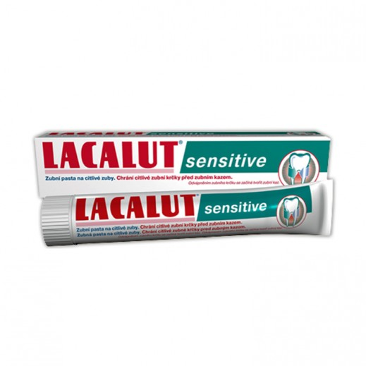 Lacalut Sensitive Toothpaste 75 ml