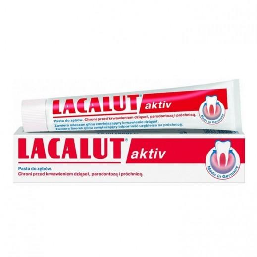 لاكالوت – معجون أسنان أكتيف 75 مل