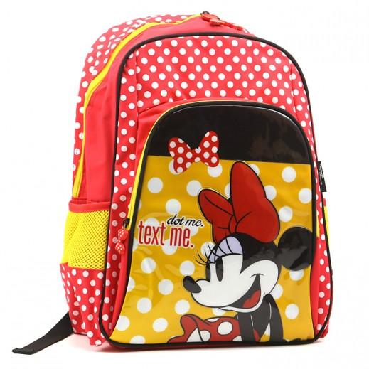 ميني ماوس – حقيبة ظهر مدرسية 16 بوصة