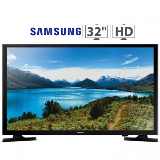 """سامسونج - تليفزيون 32"""" فئة 4 HD LED - يتم التوصيل بواسطة AL ANDALUS TRADING COMPANY خلال ثلاثة أيام عمل"""