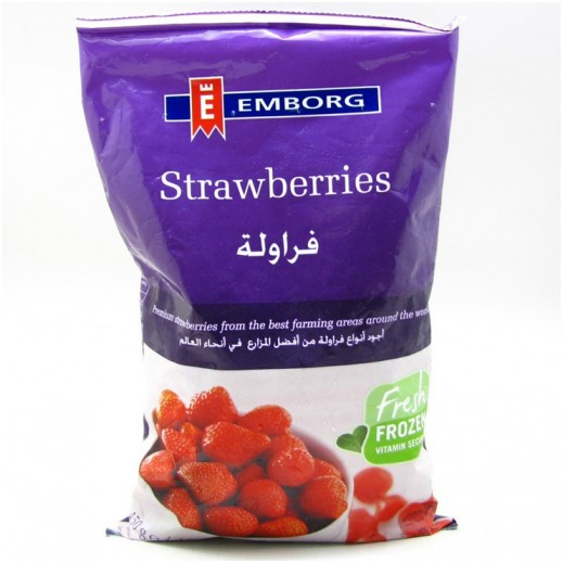 إيمبورج - فراولة مُجمدة 450 جم