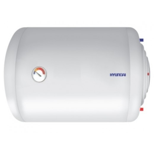 هيونداي – سخان ماء كهربائي أفقي 50 لتر - يتم التوصيل بواسطة Standard Arabian Business & Enterprises Co.