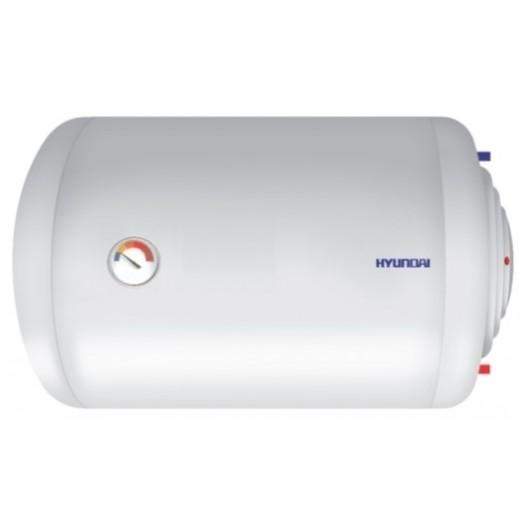 هيونداي – سخان ماء كهربائي أفقي 80 لتر – أبيض - يتم التوصيل بواسطة Standard Arabian Business & Enterprises Co. خلال ثلاثة أيام عمل