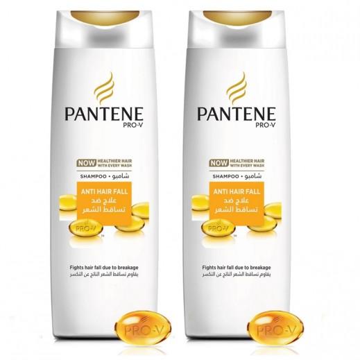 بانتين – شامبو لعلاج تساقط الشعر 400 مل X 2 (خصم 25%)