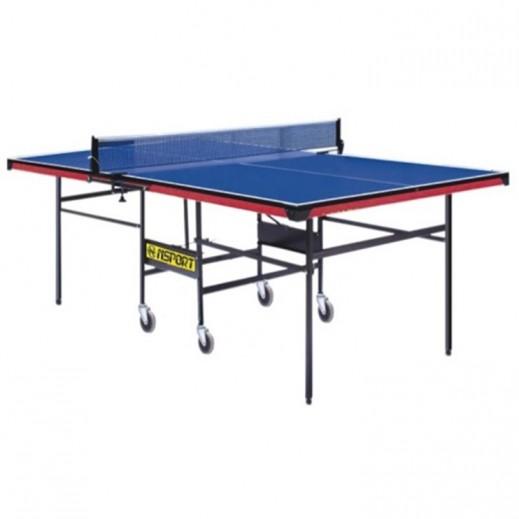 النصر سبورت - طاولة التنس مع 2 مضرب + 3 كرات  - يتم التوصيل بواسطة النصر الرياضي خلال 3 أيام عمل