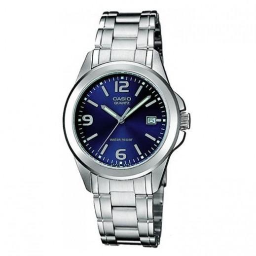 كاسيو- ساعة يد جينرال ميتال رجال عقارب - يتم التوصيل بواسطة Veerup General Trading