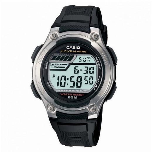 كاسيو- ساعة يد استاندارد لكلا الجنسين رقمية   - يتم التوصيل بواسطة Veerup General Trading