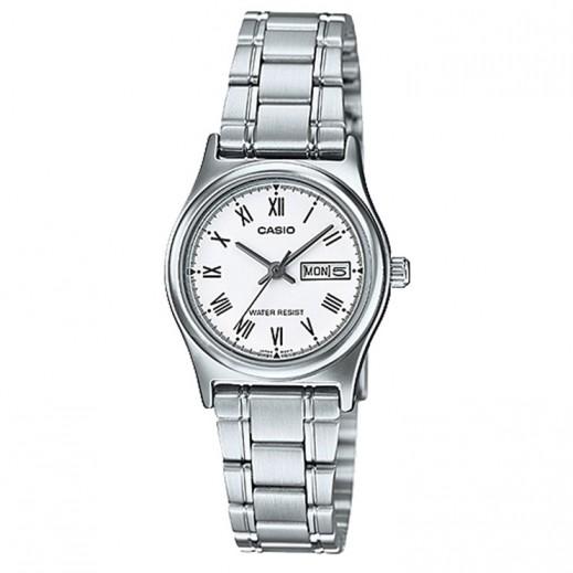كاسيو- ساعة يد للسيدات عقارب حزام استانلس استيل   - يتم التوصيل بواسطة Veerup General Trading