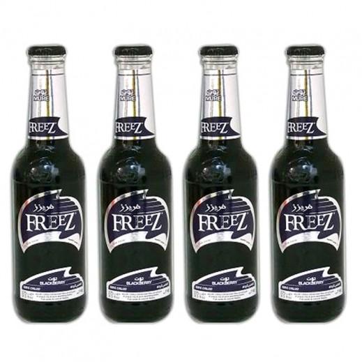 فريزز - عصير التوت 275 مل × 6 حبة