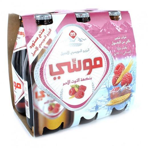 موسي – مشروب الشعير بنكهة التوت 330 مل ( 4 كرتون × 6 حبة ) – أسعار الجملة