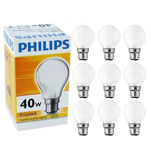 فيليبس – مصباح بلوري B22 – بقوة 40 واط × 30 حبة - أسعار الجملة