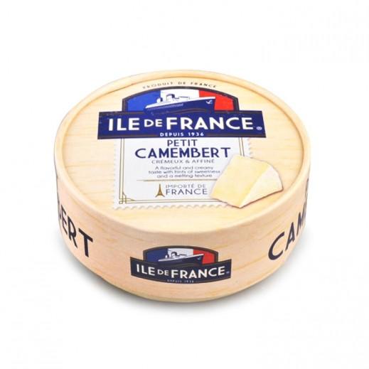 بونجرين – جبن إيل دو فرانس طري معتق 125 جم
